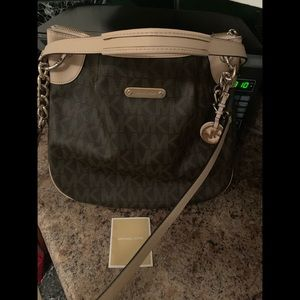 Michael Kors Purse. Not brand new.